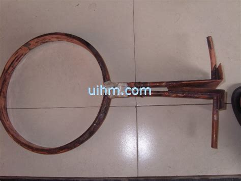 inductance rectangular coil induction coil from rectangular pipe united induction heating machine limited of china