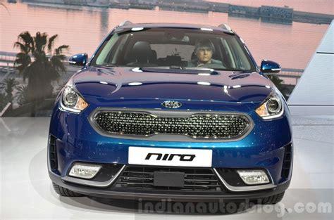 Kia Made In Kia Niro Geneva Motor Show Live