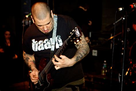 phil anselmo tattoos phil anselmo from pantera talks about tattoos and football