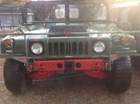 original hummer original army humvee 1987 hummer h1 converible for