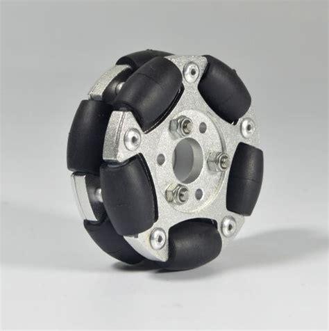 Omni Wheel 60mm 14145 By Akhi Shop 60mm aluminum omni wheel basic provides easy 360