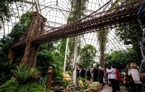 A Winter Guide To Nyc A Cup Of Jo Botanical Garden Show
