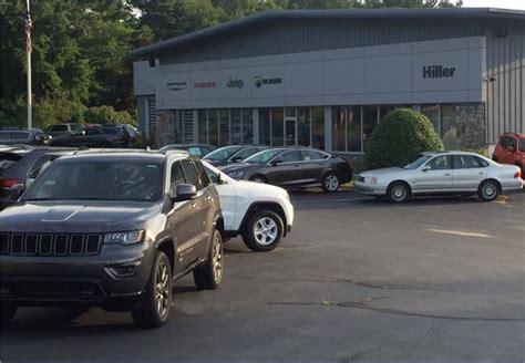 Jeep Dealers In Mass Hiller Chrysler Jeep Dodge Car Dealership In Marion Ma