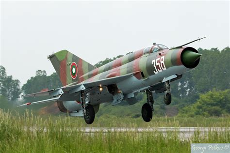 libro the bulgarian air force air to air with bulgarian air force mig 21fishbeds fighter sweep