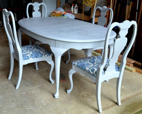 chalk paint kitchen table and chairs trends with