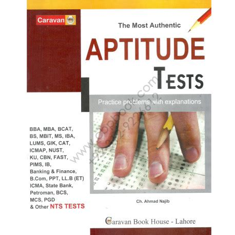 Aptitude Test For Mba Finance by The Most Authentic Aptitude Test 2018 By Ch Ahmed Najib