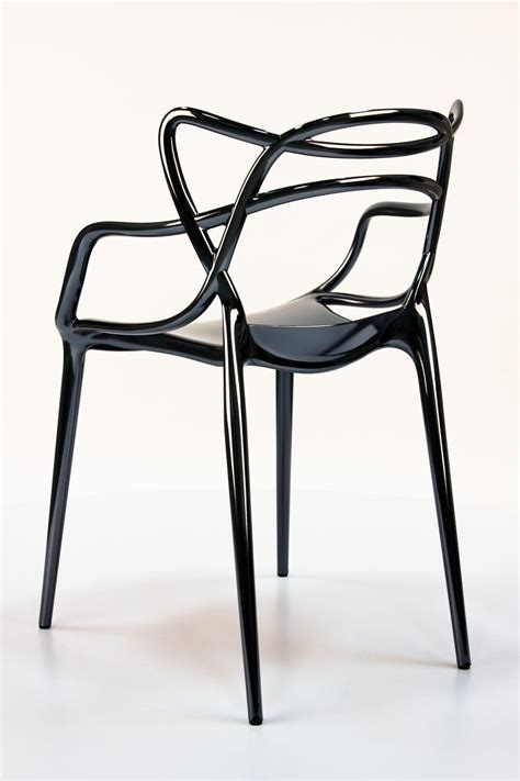 sedie kartell masters masters poltroncina kartell di design in polipropilene