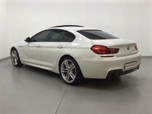 Bmw 640i Gran Coupe For Sale 2016 White Bmw 6 Series 640i Gran Coupe M Sport R 868 500