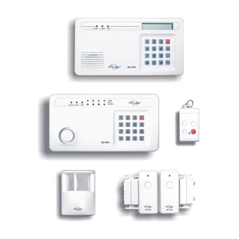 skylink wireless security system with phone dialer sc