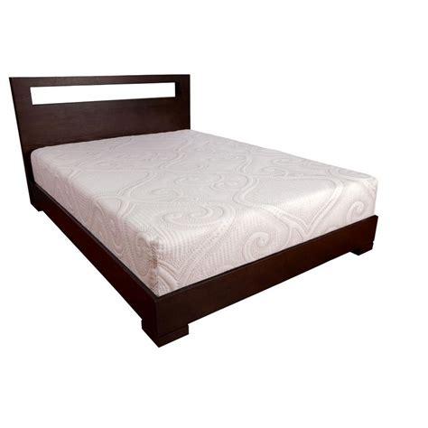 comfort revolution comfort revolution 10 5 in king hybrid mattress f03 00048