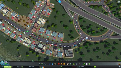 zone layout cities skylines steam community guide traffic planning guide for