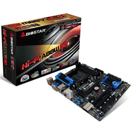 Biostar Hifi A70u3p Socket Fm Fm2 biostar releases hi fi a88w 3d fm2 socket motherboard for