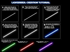 what lightsaber colors lightsaber color meaning images