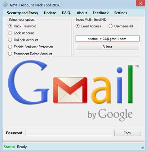 tutorial hack gmail 2017 cara hack gmail dengan aplikasi 2017 working 101 gomiko