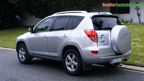 Toyota Rav4 Used Cars For Sale 2006 Toyota Rav4 2 0 Vx Auto Used Car For Sale In
