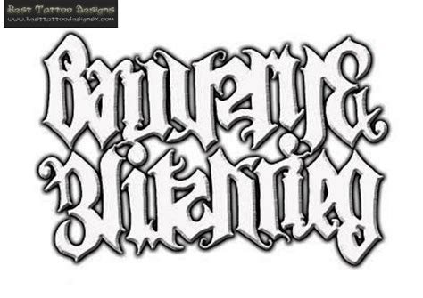 ambigram tattoo designs names wonderful ambigram designs