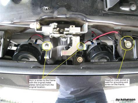 ce lancer horn wiring diagram efcaviation