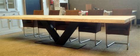 tavolo legno ferro tavoli in legno tavoli su misura falegnameriamilano