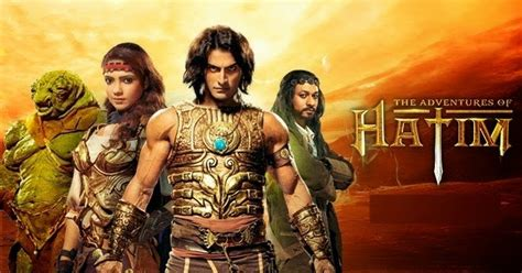 film india yang ada di antv sinopsis dan nama pemain the adventures of hatim di antv