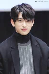 junior boy hairstyles jinyoung got7 pinterest parks