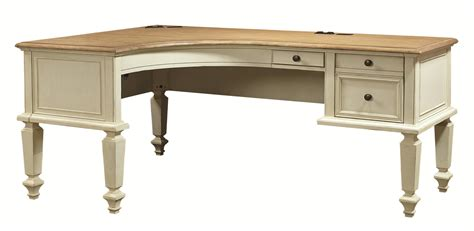 Curved L Shaped Desk Aspenhome Cottonwood Curved Half Pedestal L Shaped Desk With File Drawers Wayside Furniture
