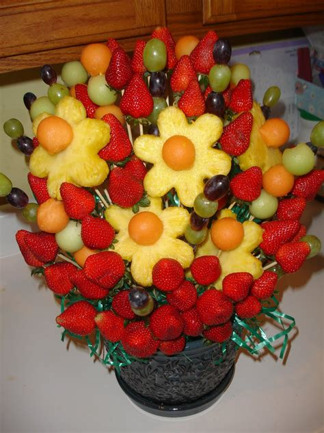 edible arrangements tina s place mock edible arrangement tutorial