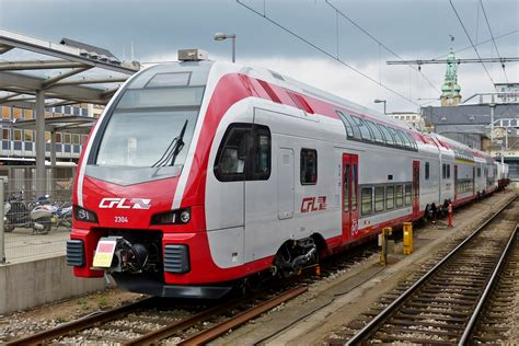 Lu Cfl cfl 2304 pictured in luxembourg city on may 27th 2014 rail pictures
