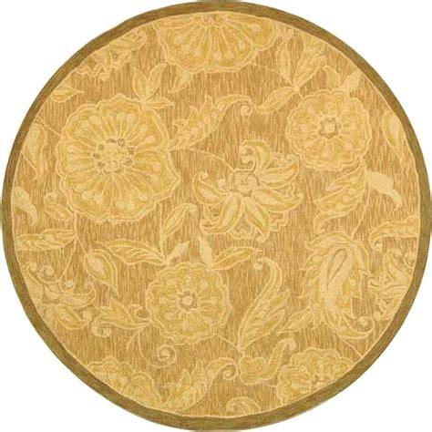 safavieh chelsea light brown 8 ft x 8 ft area rug