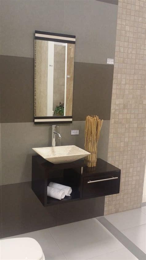 muebles de bano economicos lavabo de marmol moderno
