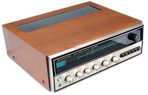 kenwood kr  receiver camaross audio hifi high detail