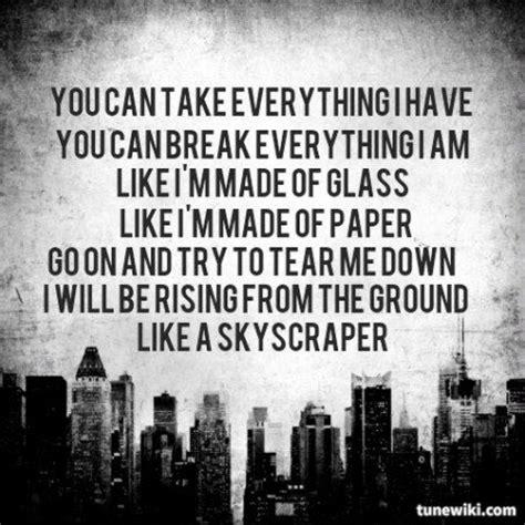 demi lovato glass lyrics skyscraper demi lovato judge me for pinning demi