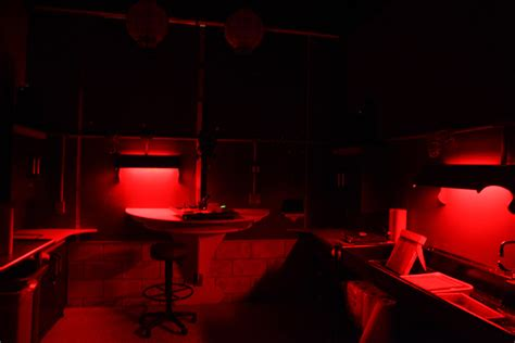 Room Photography by A Steunk Darkroom Chapter 14