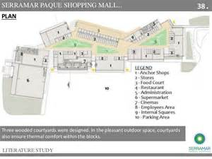 shopping mall floor plan pdf shopping mall