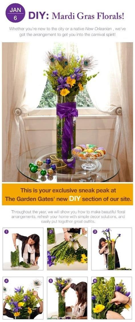 mardi gras centerpieces diy 9 easy diy mardi gras centerpieces