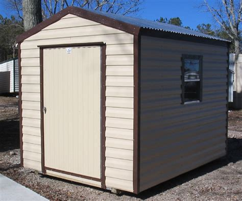 8 X 10 Aluminum Shed by 8x8 Wood Storage Shed Must See Bahrully