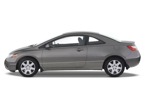 2 Door Civic by Image 2008 Honda Civic Coupe 2 Door Auto Lx Side Exterior