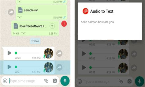 tutorial whatsapp toolbox how to convert whatsapp voice messages into text