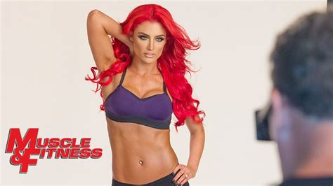how does eva marie keep her hair so red eva marie on why she dyed her hair red wwe returning to