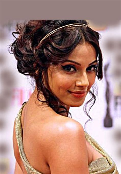 Reception Hairstyle and Indian Wedding Hair Style Ideas