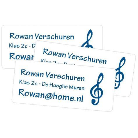 Etiketten Drucken Durchsichtig by Namensaufkleber Transparent Namensetiketten Label Co