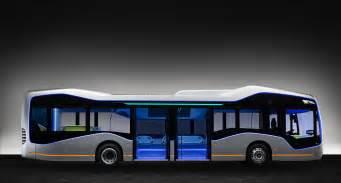 Mercedes Busses Mercedes Future Revolutionary Design