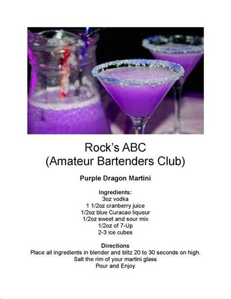 purple martini recipe purple martini drink recipe images