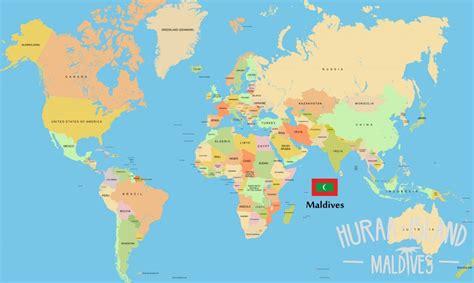 maldives map tourist informations  guest house