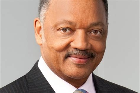 jesse jackson celebrate dr king by following his exle los angeles