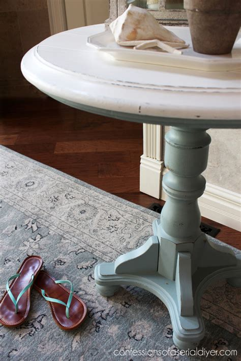 coastal pedestal table confessions of a serial do it