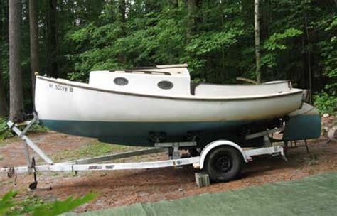 cape cod shipbuilding boat models cape cod catboat 17 sailboat for sale