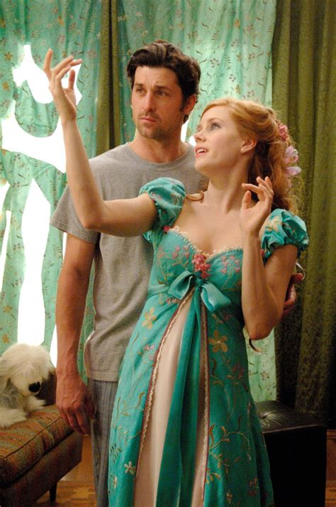 the hidden layers of disneys movie enchanted 2 patrick dempsey interview enchanted collider collider