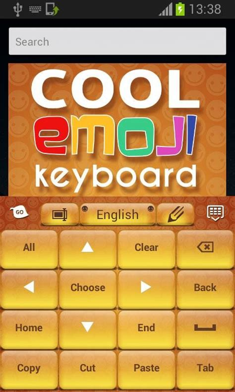 awesome themes keyboard download cool keyboard with emoji free android theme download