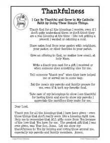 virtue lesson on thankfulness religious education