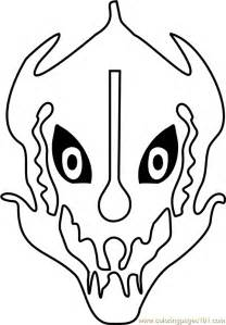 gaster blaster undertale coloring page free undertale coloring pages coloringpages101 com